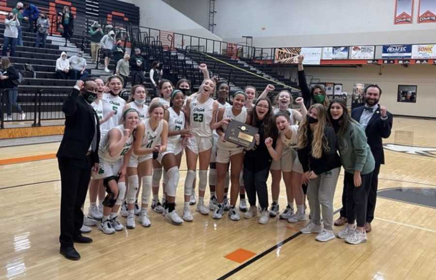Girls Basketball secures regional championship