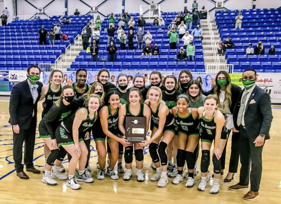 Lady Irish head to the Quarterfinals