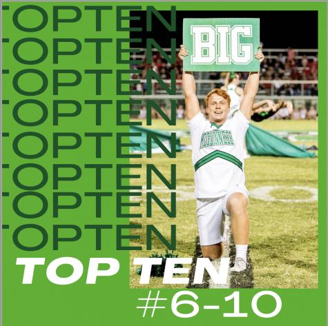 Wienecke: Top 10 Senior Athletes