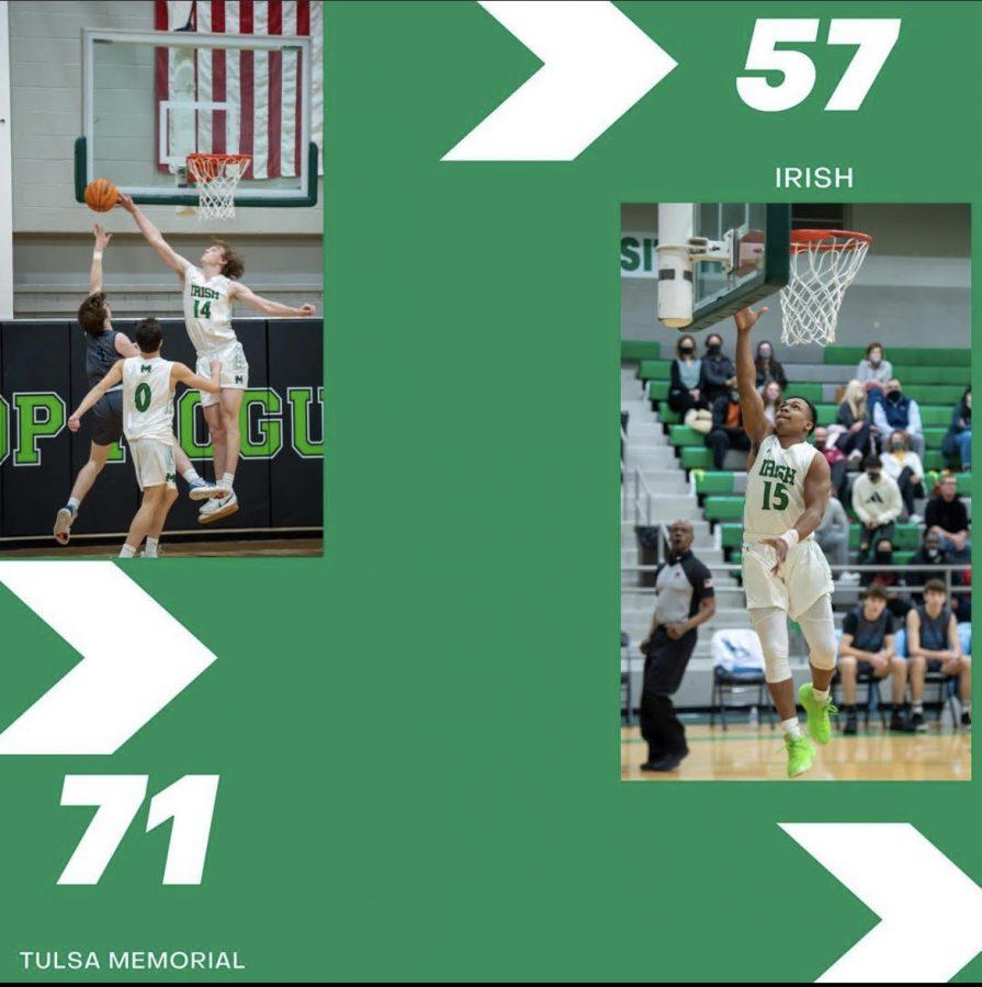 Boys basketball falls short of championship, moves forward